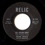 FRANK TRIOLO - ICE CREAM BABY
