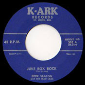 DICK SEATON - JUKE BOX ROCK