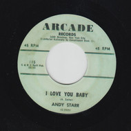 ANDY STARR - I LOVE YOU BABY