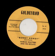 HAROLD SHUTTERS - BUNNY HONEY