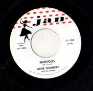 GENE SUMMERS - NERVOUS