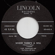 CARL TRANTHAM - WHERE THERES A WILL