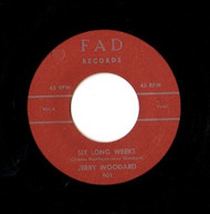 JERRY WOODARD - SIX LONG WEEKS