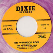 WILDWOOD TRIO - THE WILDWOOD ROCK