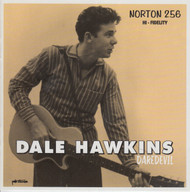 256 DALE HAWKINS - DAREDEVIL CD (256)