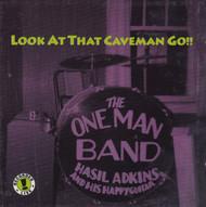 232 HASIL ADKINS - LOOK AT THAT CAVEMAN GO!! CD (232)