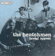 257 HENTCHMEN - BROAD APPEAL CD (257)
