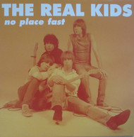 267 REAL KIDS - NO PLACE FAST CD (267)