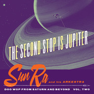 353 SUN RA - SECOND STOP IS JUPITER  CD (353)
