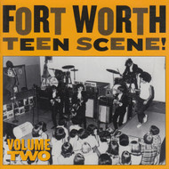 305 VARIOUS ARTISTS - FORT WORTH TEEN SCENE VOL. 2 CD (305)