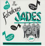135 THE JADES - SURFIN' CROW / BLUE BLACK HAIR / LITTLE MARLENE / SHAKE BABY SHAKE (135)