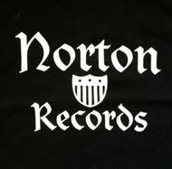 NORTON RECORDS CREST T-SHIRT