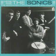 903 SONICS - HERE ARE THE SONICS!!! CD (903)