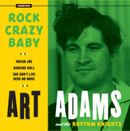 150 ART ADAMS - ROCK CRAZY BABY (150)
