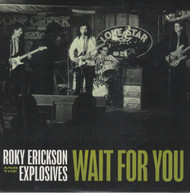 143 ROKY ERICKSON AND THE EXPLOSIVES - WAIT FOR YOU / I'VE JUST SEEN A FACE (143)