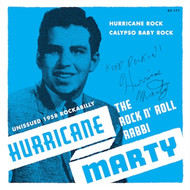 "171 HURRICANE MARTY ""THE ROCK N' ROLL RABBI"" - HURRICANE ROCK / CALYPSO BABY ROCK (171)"