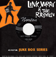 809 LINK WRAY & THE WRAYMEN - GOOD ROCKIN' TONIGHT / SOUL TRAIN (809)