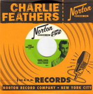 833 CHARLIE FEATHERS - CORRINE CORRINA / RUNNIN' AROUND (833)