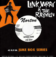 810 LINK WRAY & THE WRAYMEN - BATMAN THEME / ZIP CODE (810)