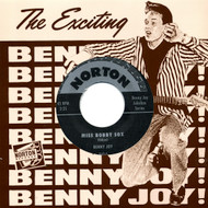 868 BENNY JOY - MISS BOBBY SOX / STEADY WITH BETTY (868)