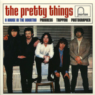 505 PRETTY THINGS - A HOUSE IN THE COUNTRY / PROGRESS (demo!) / TRIPPING / PHOTOGRAPHER (505)