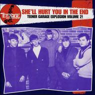 TEENAGE SHUTDOWN VOL. 8: SHE'LL HURT YOU IN THE END