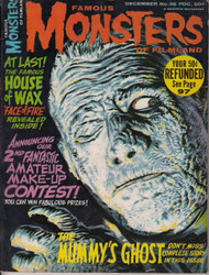 FAMOUS MONSTERS OF FILMLAND 36