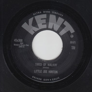 LITTLE JOE HINTON - TIRED OF WALKIN'