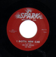 BIG BOY GROVES - I GOTTA NEW CAR RnB45-001111