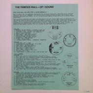 FAMOUS WALL OF SOUND