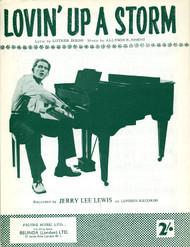 JERRY LEE LEWIS - LOVIN UP A STORM
