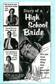 DIARY OF A HIGH SCHOOL BRIDE