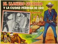 LONE RANGER AND THE LOST CITY