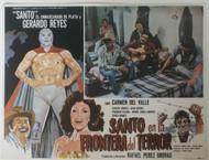 SANTO EN LA FRONTERA DEL TERROR - 2