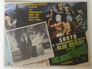 SANTO Y BLUE DEMON CONTRA LOS MONSTRUOS - 2