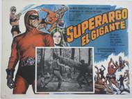 SUPERARGO EL GIGANTE - 2