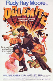 RUDY RAY MOORE - DOLEMITE MOVIE POSTER
