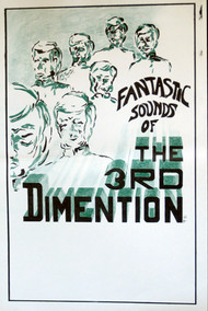 THIRD DIMENSION POSTER (1967)