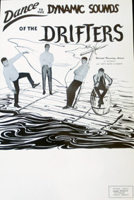 DYNAMIC DRIFTERS POSTER - 2