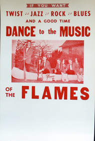 FLAMES POSTER