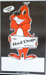 RED DOGS POSTER