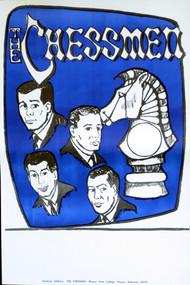 CHESSMEN POSTER (1963)