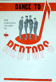 RED TOPS POSTER - 2
