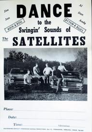 SATELLITES POSTER - 2