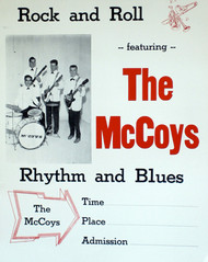 McCOYS POSTER