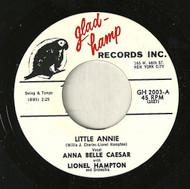 ANNA BELLE CAESAR - LITTLE ANNIE