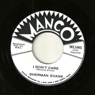 SHERMAN EVANS - I DON'T CARE