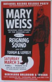 MARY WEISS BEACHLAND BALLROOM POSTER (2007)