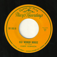 HUBERT ROBINSON - OLD WOMAN BOOGIE