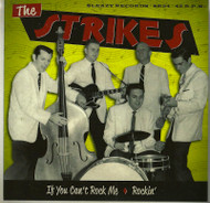 STRIKES - IF YOU CAN'T ROCK ME